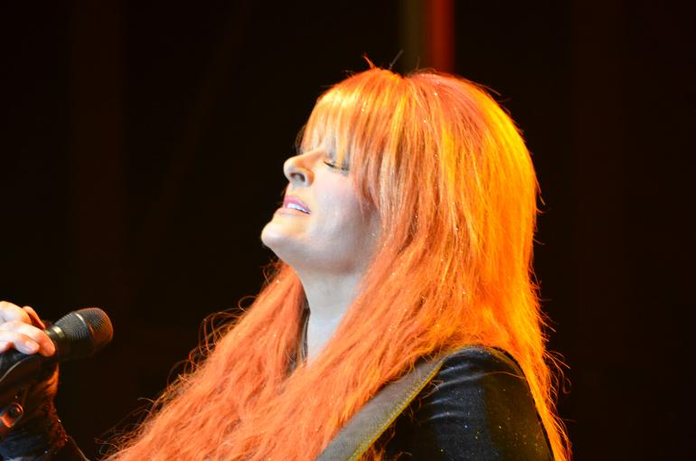Wynonna Judd, Red Ants Pants Music Festival, July 30, 2016.