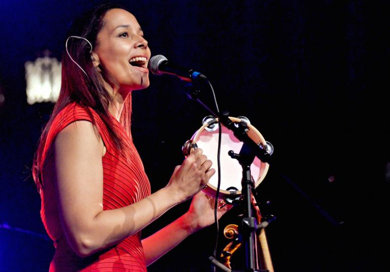 Rhiannon Giddens, Knoxville, TN, Big Ears Festival 2015