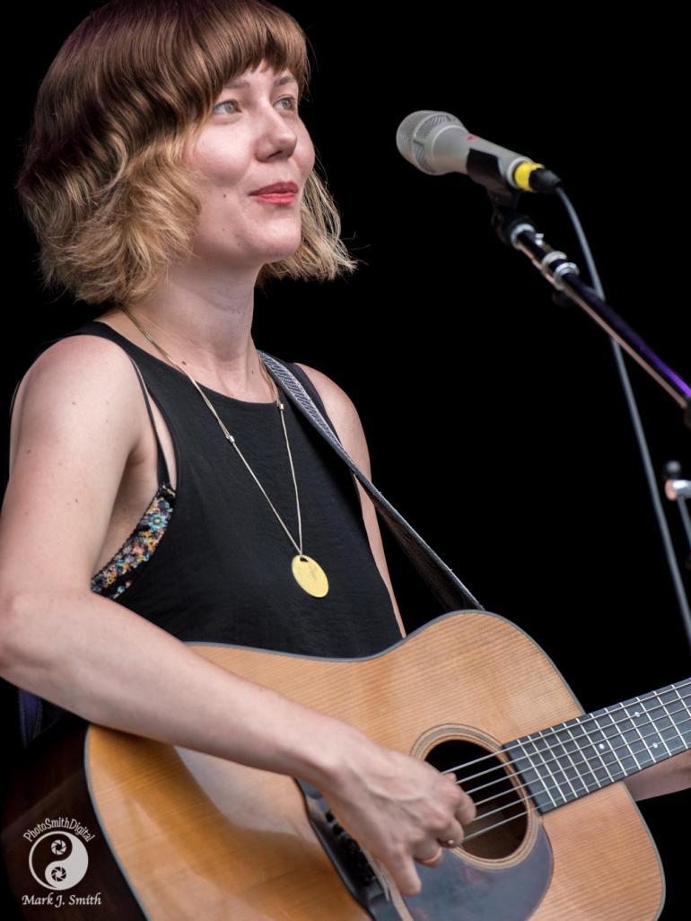 Molly Tuttle @ Philadelphia Folk Festival