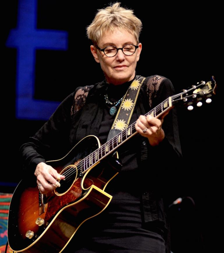 Eliza Gilkyson, Mountain Stage, October 25, 2015