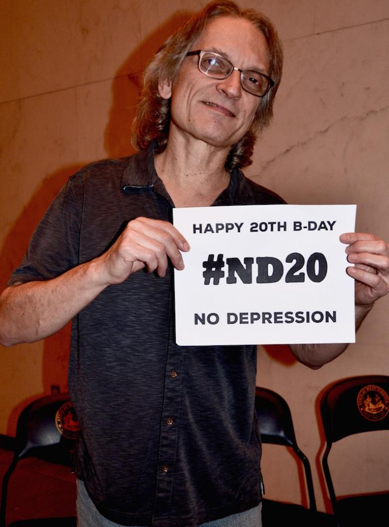 Sonny Landreth Wishes No Depression a Happy 20th Birthday