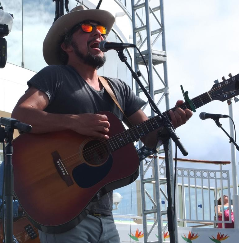 Cruz Contreras (The Black Lillies), Cayamo 2016