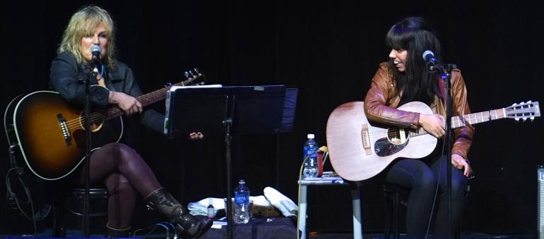 Lucinda Williams & Alynda Lee Segarra (Hurray For The Riff Raff), Cayamo 2016