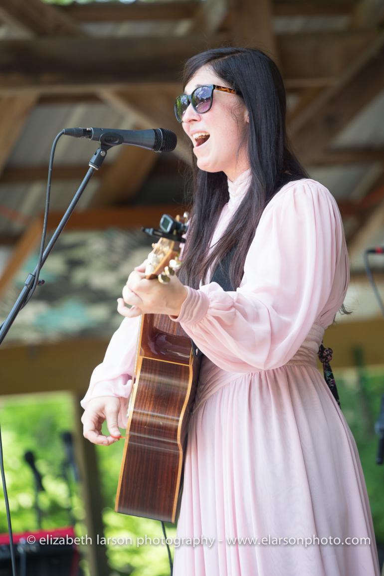 Rebekah Todd, Shakori Hills Festival Spring 2016