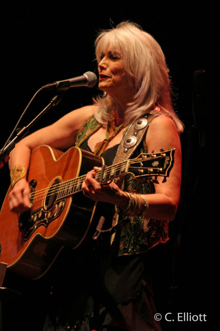 Emmylou Harris @ Fox Theatre