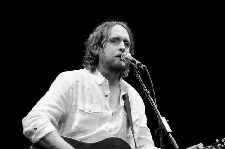 Hayes Carll @ Mountain stage