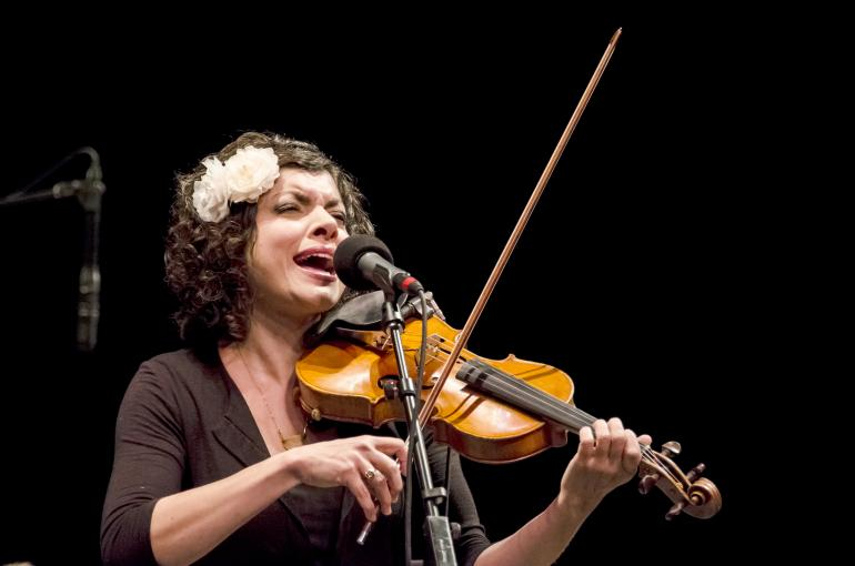 Carrie Rodriguez @ Mountain stage