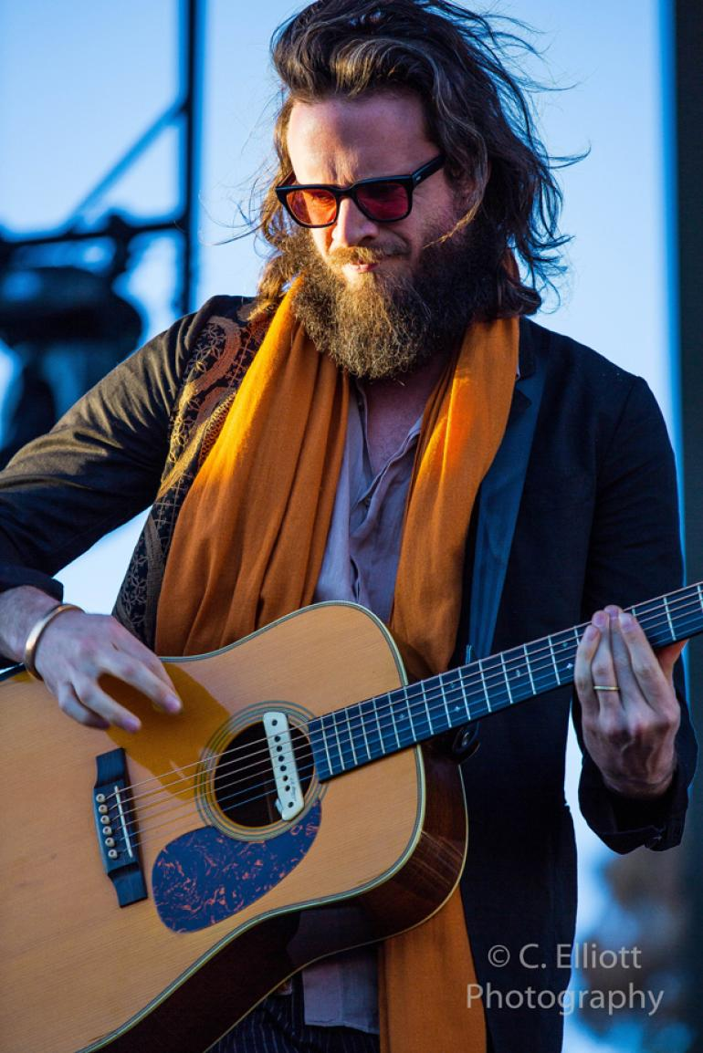 Father John Misty @ McDowell Mountain Music Festival