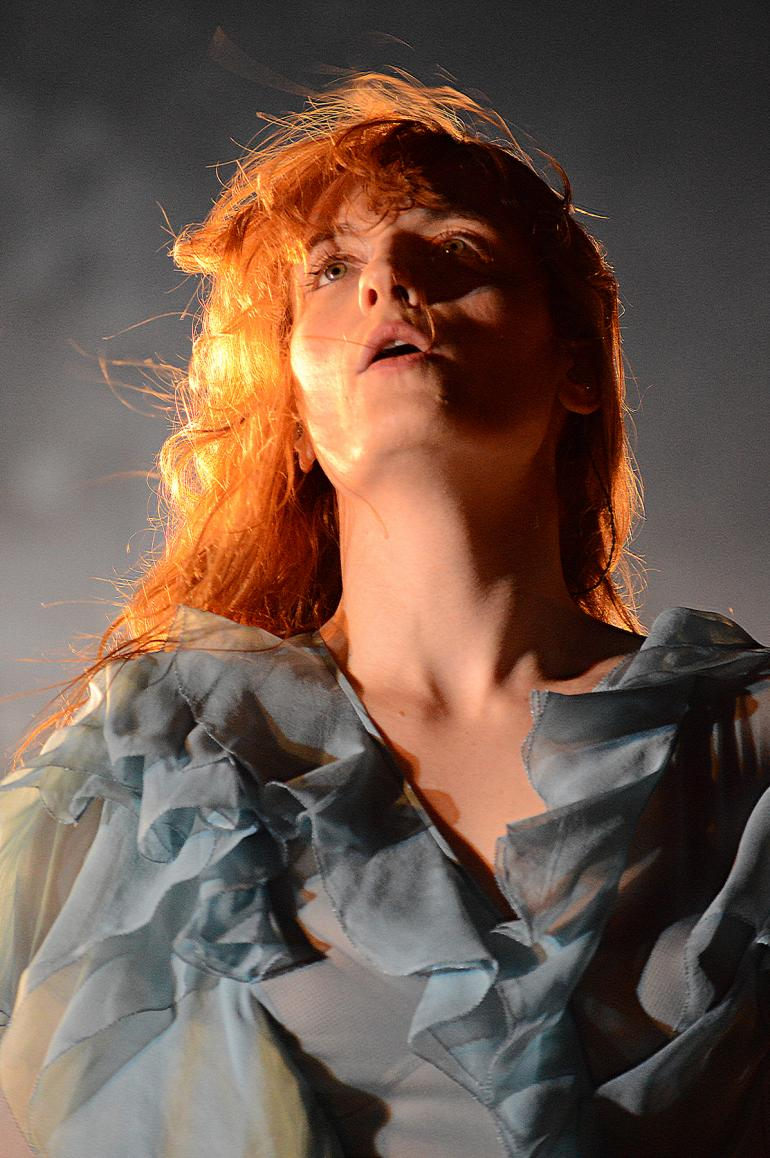 Florence & The Machine at The 2016 Hangout Festival