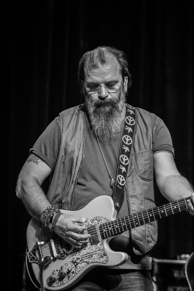 Steve Earle at the Kent Stage, July 23, 2017