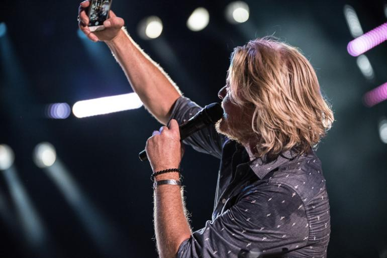 Phillip Sweet of Little Big Town at CMA Fest