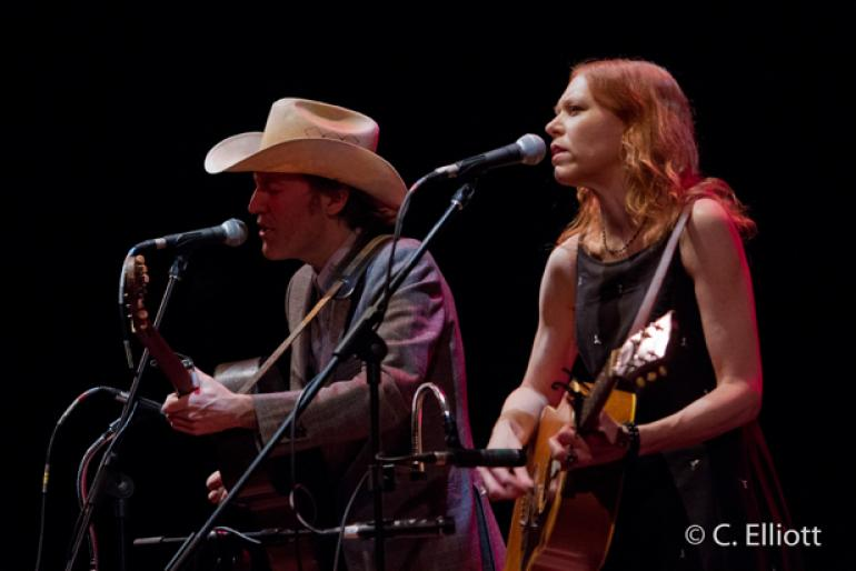 Gillian Welch & Dave Rawlings @ Fox Tucson Theatre