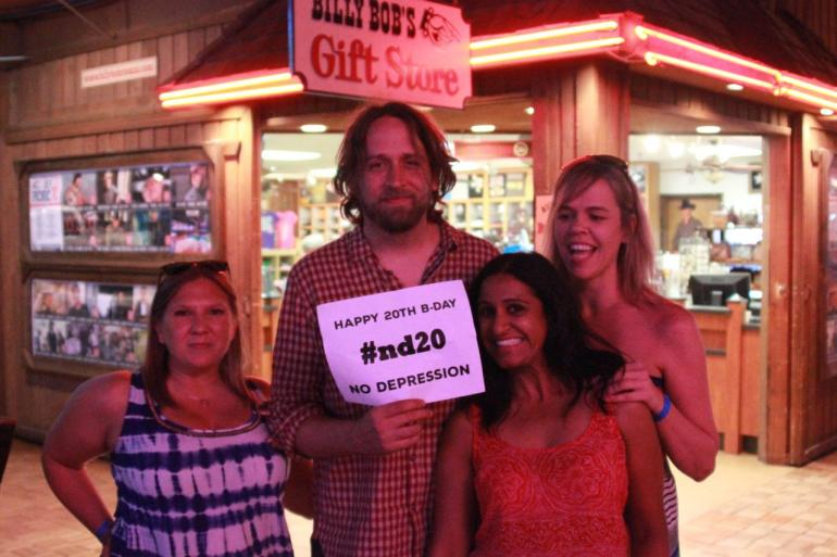 Hayes Carll and Fans Send 20th Birthday Wishes to ND