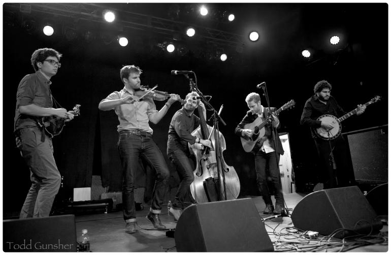 Lonely Heartstring Band at the Lincoln Theater 9/29/2016