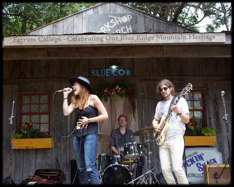 Honeyhoney at Floydfest