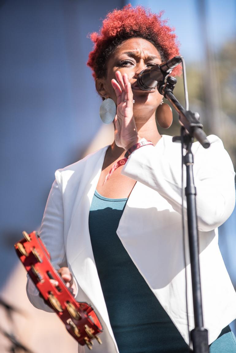 Kimberly Dawson of Pimps of Joytime @HSBFest