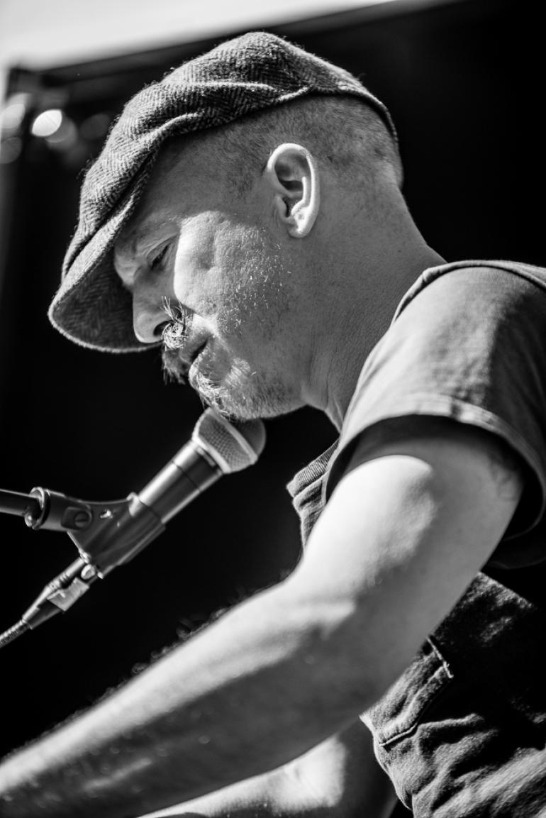 Foy Vance at Hardly Strictly Bluegrass 2017
