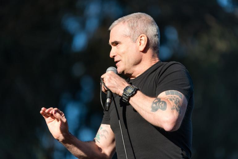 Henry Rollins - Spoken Word