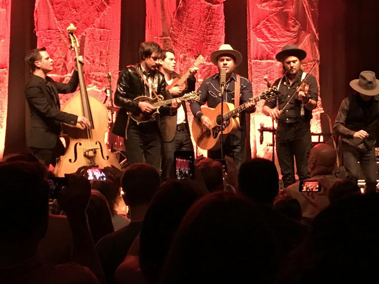 Old Crow Medicine Show at Denver's Paramount Theater