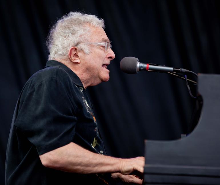 Randy Newman, Nelsonville Music Festival 2016