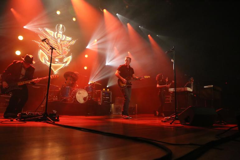 Jason Isbell & The 400 Unit at the Ryman Auditorium 10.14.17