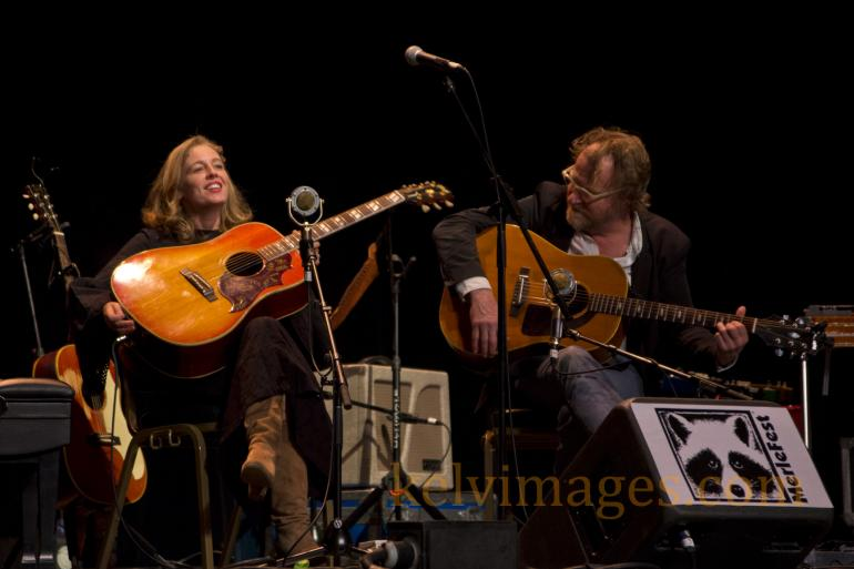 "Tift Merritt performed some choice selections from her new ""Stitch Of The World"" CD."