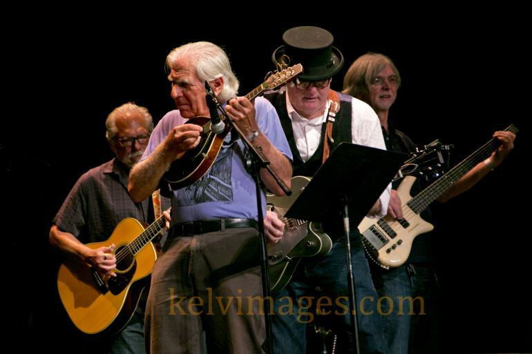 """Docabilly""  turned out to be an afternoon jam session in the Walker Center at Merlefest"