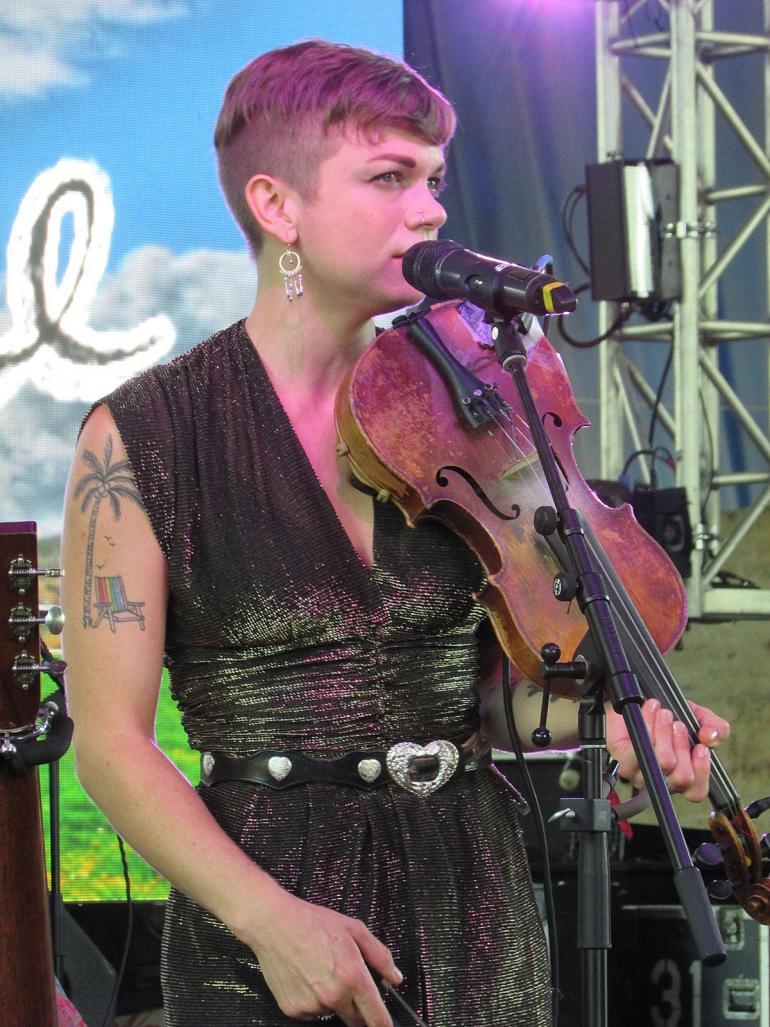 Lillie Mae at Sloss Festivals 2017