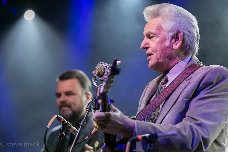 Del & Rob McCoury at Suwannee Springfest