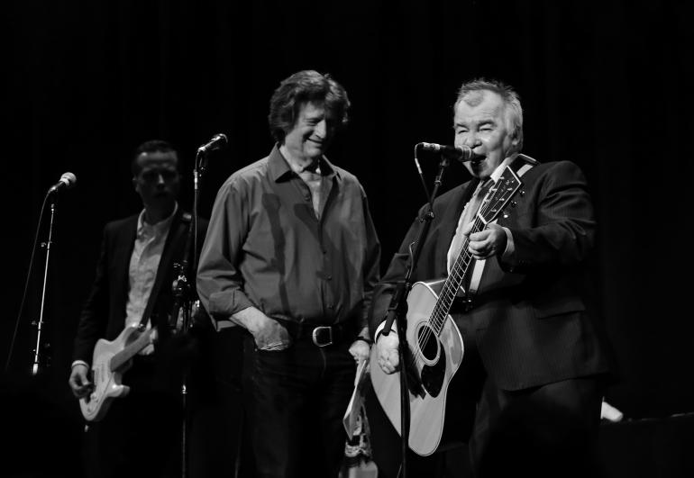 John Prine at the Ryman Auditorium (March 11, 2016)