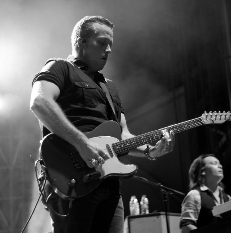 Jason Isbell and the 400 Unit Perform at Slossfest 2018