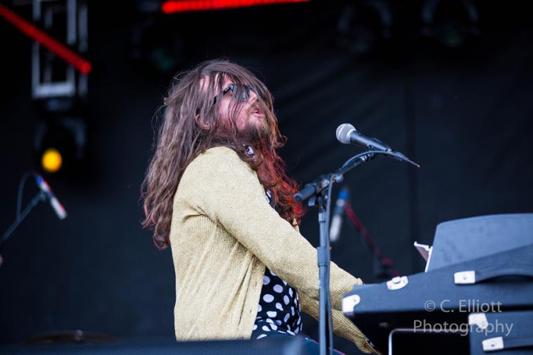 J Roddy Walston & The Business @ Innings Music Festival