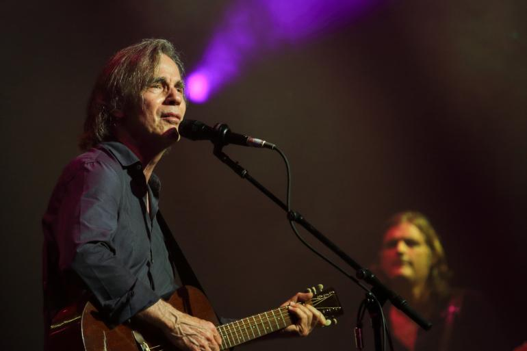 Jackson Browne at Bluesfest Byron Bay on March 31st 2018