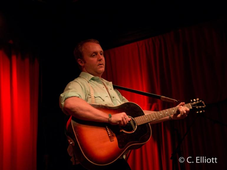 James McCartney @ Club Congress