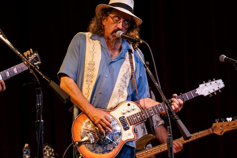 James McMurtry @ Americanafest 2015