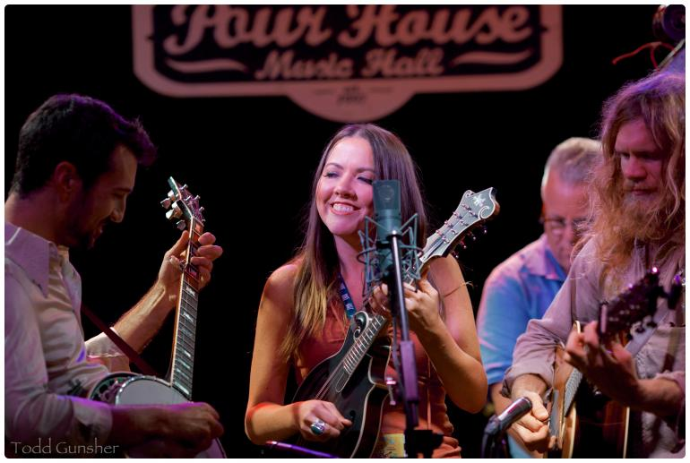 Jenni Lyn Gardner at the Pour House 9/27/2016