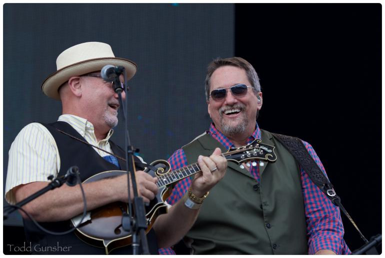 Soggy Bottom Boys at Red Hat Amphitheater, 9/30/2016