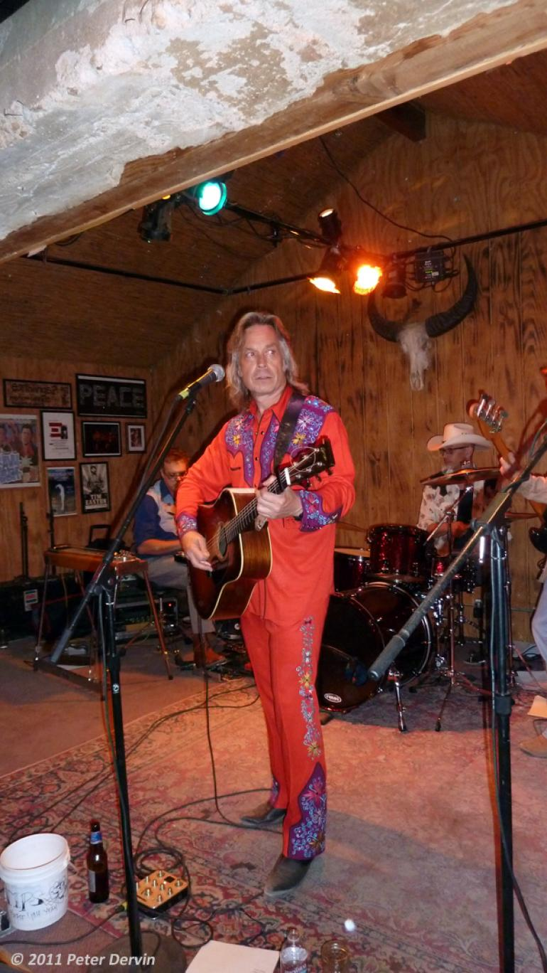 Jim Lauderdale at Pappy & Harriet's