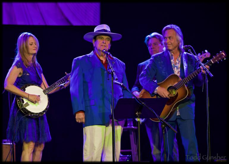 Allison Brown, Bobby Osborne, Jim Lauderdale