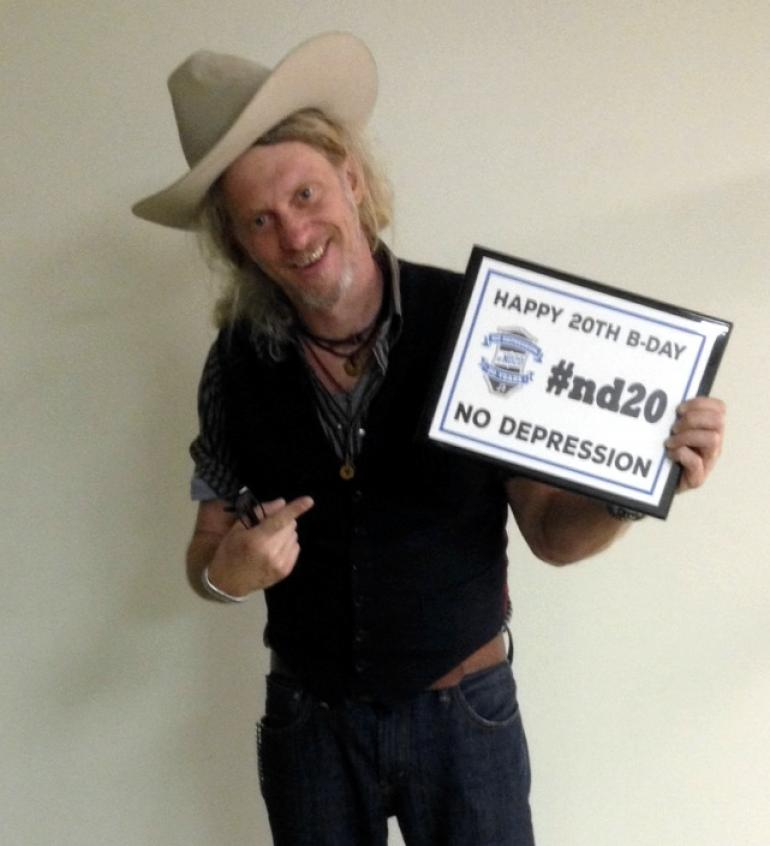 Happy 20th from Jimbo Mathus