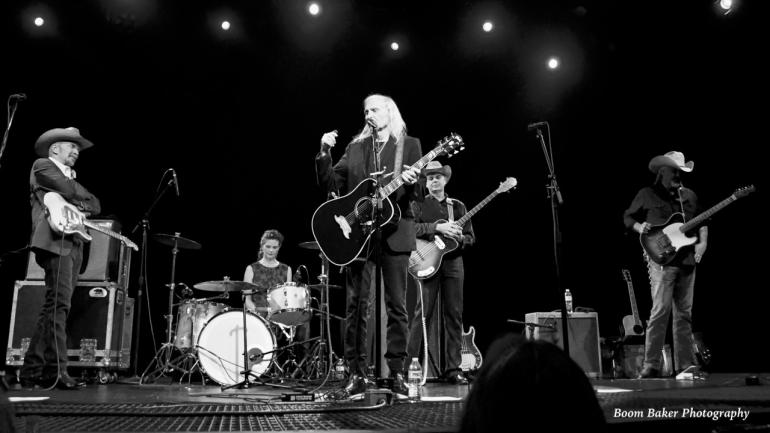 Dave Alvin and Jimmie Dale Gilmore with the Guilty Ones at the Triple Door in Seattle