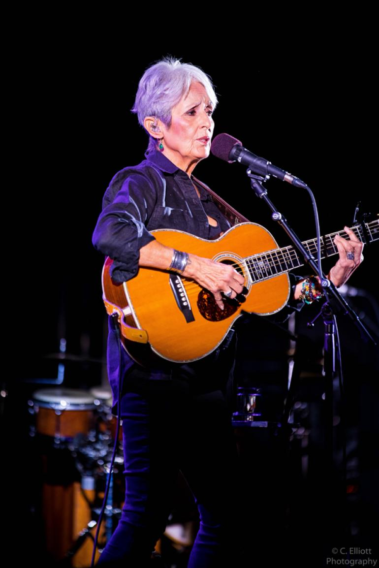 Joan Baez @ Fox Tucson Theatre