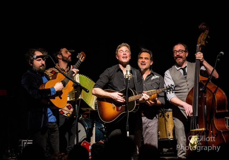 Josh Ritter & The Royal City Band @ Rialto Theatre