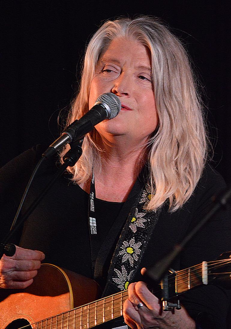 Kim Richey at Folk Alliance 2016