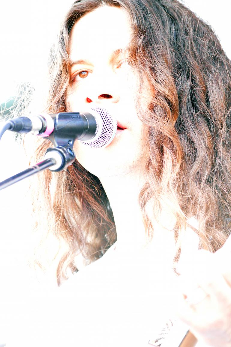 Kurt Vile at the 2016 Hangout Festival
