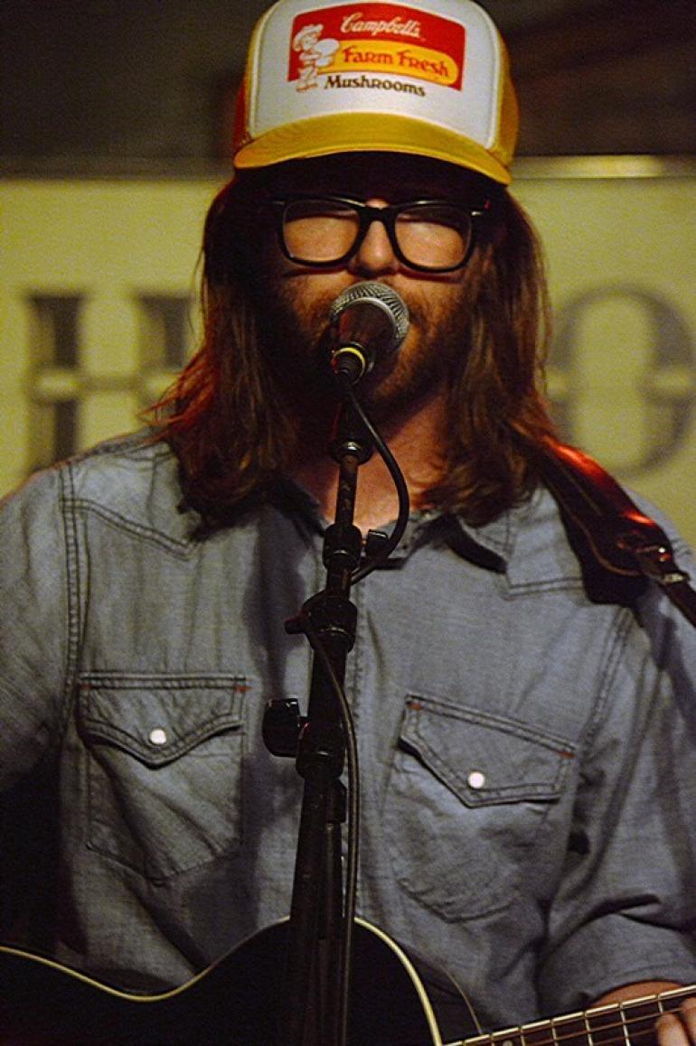 Aaron Lee Tasjan at Smith's Old Bar in ATL