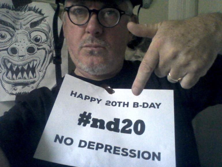 Happy Birthday from Jon Langford