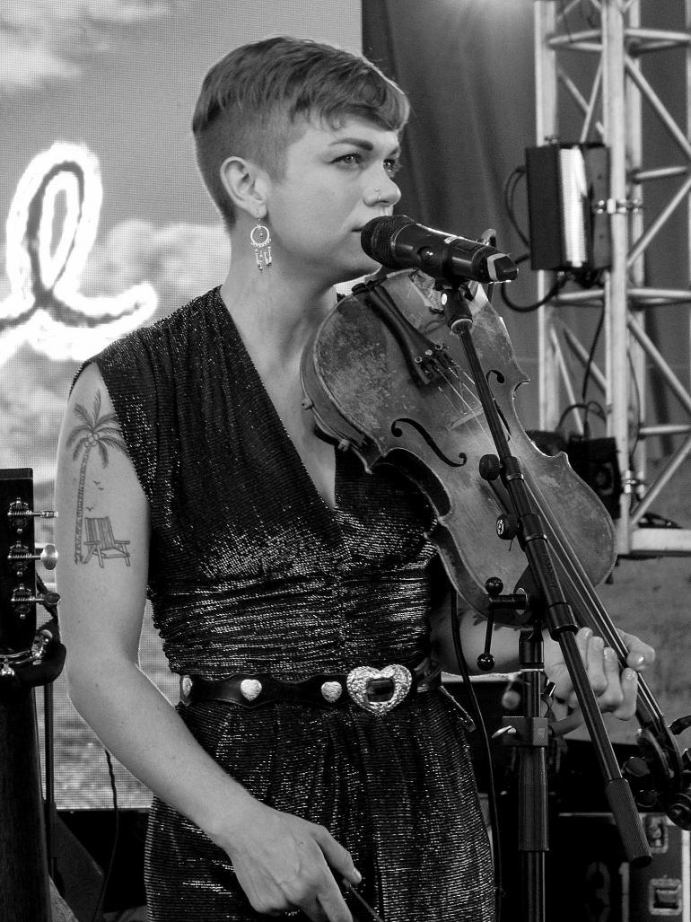 Lillie Mae at Sloss Festival 2017