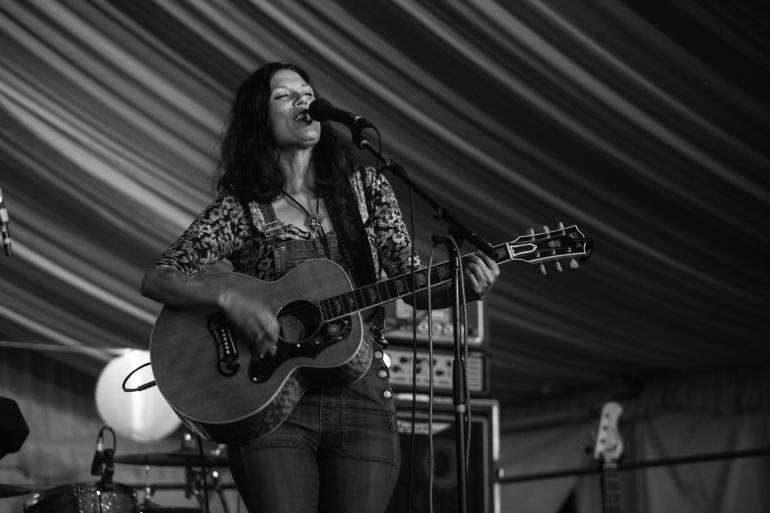 Lilly Hiatt at Park Tavern for Americana In The Park - 11/11/2016 Photo by Jeff Fasano