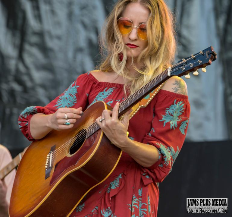 Margo Price at Lockn' 2017